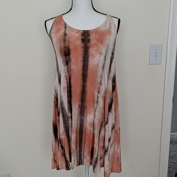 Rolla Coster Dresses & Skirts - Tie-dye dress